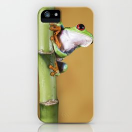Can You See Me iPhone Case