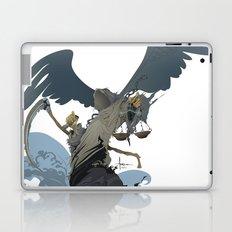 GRIM SURF Laptop & iPad Skin