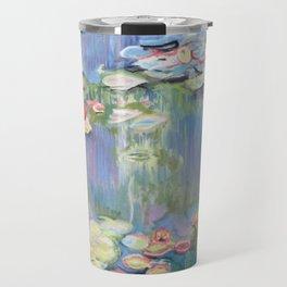 Homage to Monet Travel Mug