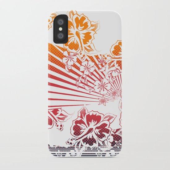 Hawaii Five-O Light iPhone Case