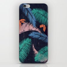 Palms in the Sand   Animals iPhone & iPod Skin