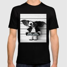 Gizmo lineup Black Mens Fitted Tee X-LARGE