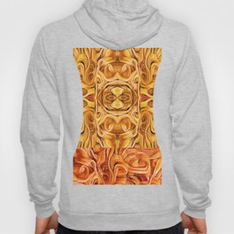 Abstract Chinese Noodle Hoody