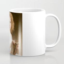 "William-Adolphe Bouguereau ""The Story Book"" Coffee Mug"