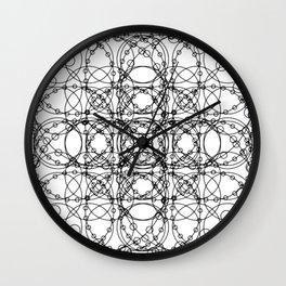 Circle Splendor 18 Wall Clock