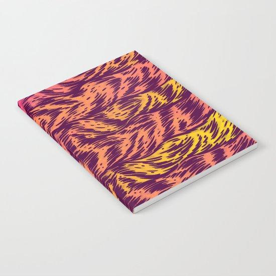 Fur Stripes Notebook