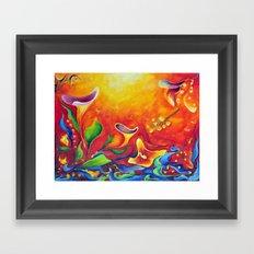ANOTHER DREAM Framed Art Print