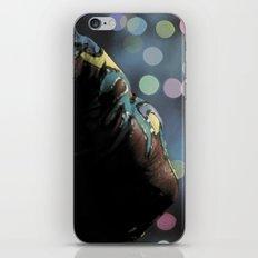 Bokeh Scarf iPhone & iPod Skin