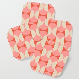 Capsule Modern Coaster