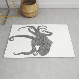 Octopus Day Rug