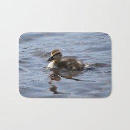 Swimming Duckling Bath Mat