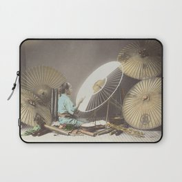 Umbrella Maker Laptop Sleeve
