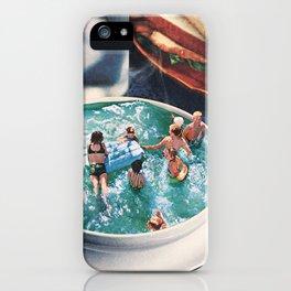 SOUP DU JOUR iPhone Case