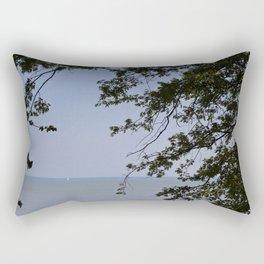 Sailing Frame Rectangular Pillow