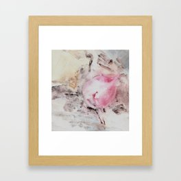 Integration 2 Framed Art Print