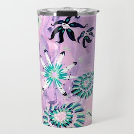 Pink Rhapsody Travel Mug