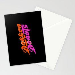 Dokken Donuts Stationery Cards