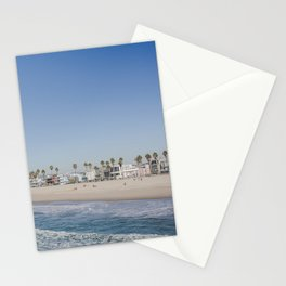 California Dreamin - Venice Beach Stationery Cards