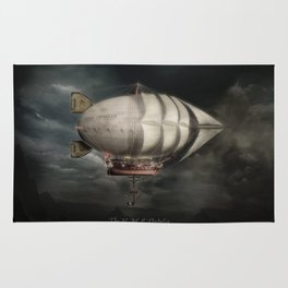 The Airship Ophelia Rug
