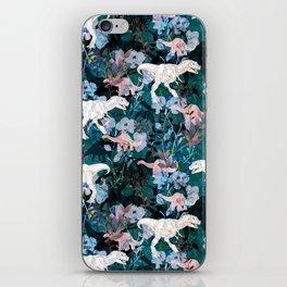Jurassic iPhone Skin