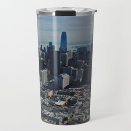 San Francisco Downtown Travel Mug