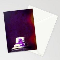 Sprayed Stationery Cards