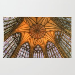 The Chapter House York Minster Rug