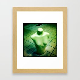 Torso Framed Art Print