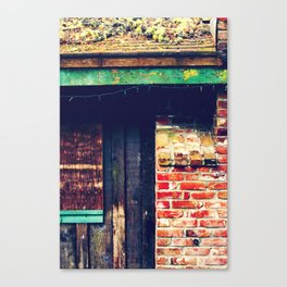 The Holiday Remains Canvas Print