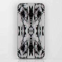 Rorschach iPhone Skin