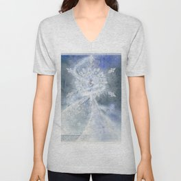 Snow Queen Unisex V-Neck
