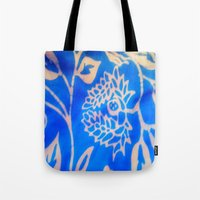 bali Tote Bags featuring Bali by Mirabella Market