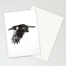 Wings Down Stationery Cards