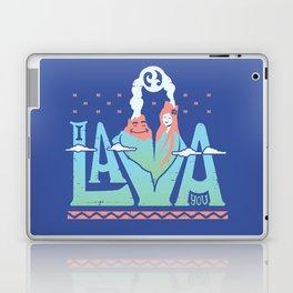 One Lava Laptop & iPad Skin