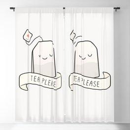 Tea Please Blackout Curtain