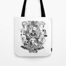 Kingston Falls 1984 Tote Bag