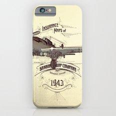 1943 caza Slim Case iPhone 6s