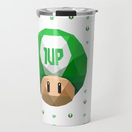 1up Shroom Travel Mug