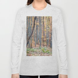Dreamy forest No4 Long Sleeve T-shirt