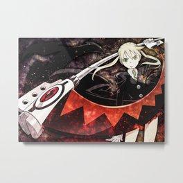 Soul Eater   Maka Albarn Metal Print