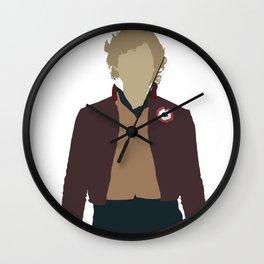 Enjolras - Aaron Tveit - Les Miserables Minimalist design Wall Clock