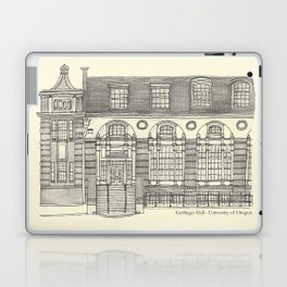 Gerlinger Hall Laptop & iPad Skin