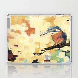Kingfisher Isolated Laptop & iPad Skin