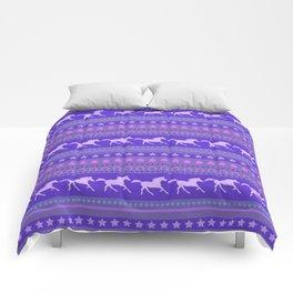 Horse Pattern Comforters