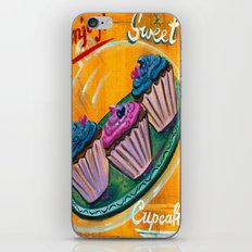Cuppy Cakes iPhone & iPod Skin
