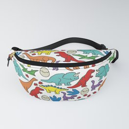 Dinosaurs! Fanny Pack