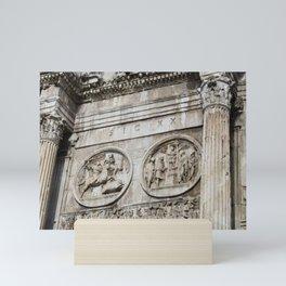 Arch of Constantine Mini Art Print