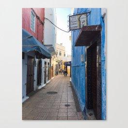 The Medina Canvas Print