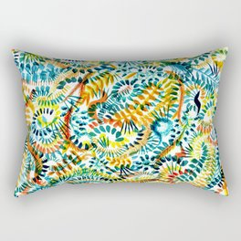 Deserted Tropics Rectangular Pillow