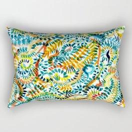 Deserted Tropics Rectangular Pillow